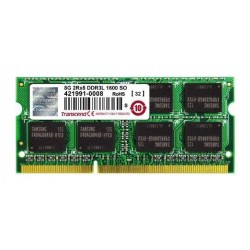 Transcend JetRam 8GB 1600MHz DDR3L SO-DIMM 1.35V for Apple iMac 2013 TS8GJMA384H