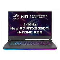 "ASUS ROG Strix G15 G513QE-HN010T AMD R7-5800H 15.6"" FHD mat 144Hz..."