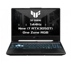 "ASUS TUF Gaming F15 FX506HE-HN106T Intel i7-11800H 15.6"" FHD IPS..."