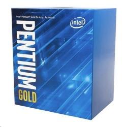 Intel® Pentium®, Gold G6405-4.10GHz,4MB,LGA1200, BOX,HD Graphics...