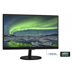 "Philips 237E7QDSB/00 23"" LED AH-IPS 1920x1080 20 000 000:1 5ms 250cd HDMI DVI"