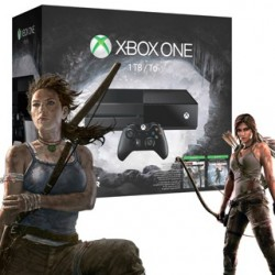 XBOX ONE 1TB + Rise of the Tomb Rider + Tomb Raide KF7-00031