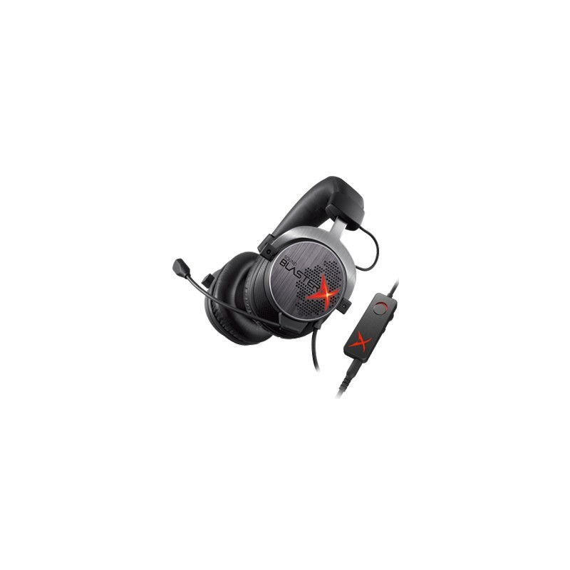 CREATIVE Hráčsky Headset SoundBlaster X H7 70GH033000000