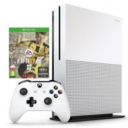 XBOX ONE S 500GB Biela + FIFA 17 ZQ9-00056