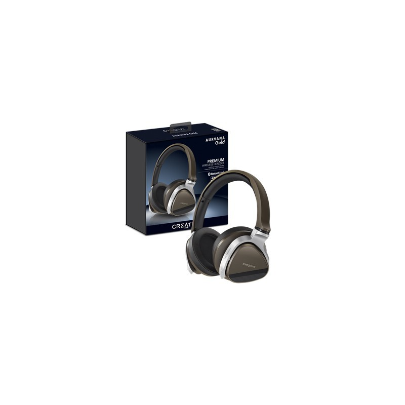 Creative - slúchadlá AURVANA GOLD Bluetooth 51EF0570AA001