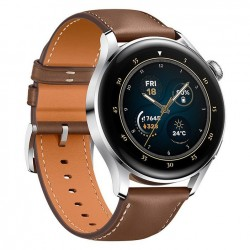 HUAWEI Watch 3, Brown Leather 55026819