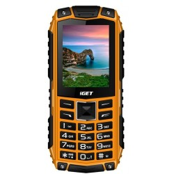 iGET Defender D10, Dual SIM, Orange Defender D10 ORANGE