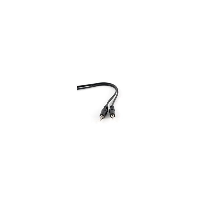 Kábel audio prepajaci 3,5mm jack, 5m CCA-404-5M