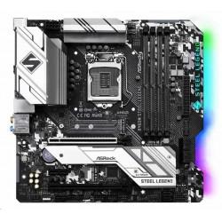 ASRock MB Sc LGA1200 B460M Steel Legend ,Intel B460, 4xDDR4, HDMI,...