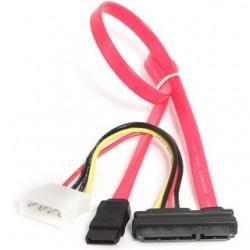 Serial ATA III dátový a napájací combo kábel CC-SATA-C1