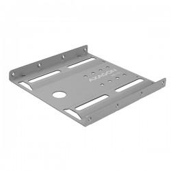 "AXAGON RHD-125S, kovový rámeček pro 1x 2.5"" HDD/SSD do 3.5"" pozice,..."