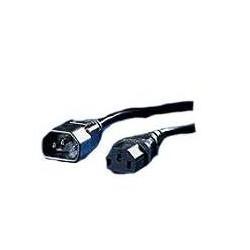Sieťový napájací predlžovací kábel PC-MONITOR 3m PC-189-VDE-3M