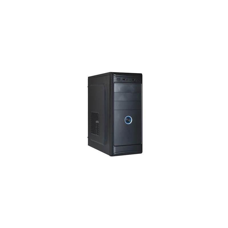 EUROCASE PC skrinka MIDI X401 MLX401B00