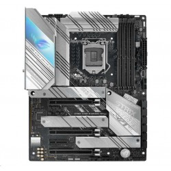 ASUS MB Sc LGA1200 ROG STRIX Z590-A GAMING WIFI, Intel Z590,...
