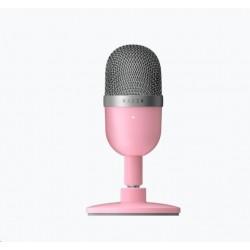RAZER mikrofon pro streamování Seiren Mini - Quartz RZ19-03450200-R3M1