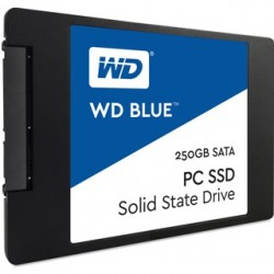 WD Int. Disk SSD Blue 250GB/SATA3 WDS250G1B0A