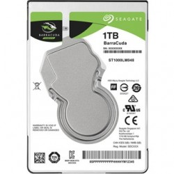 "SEAGATE BarraCuda 1TB/2,5""/128MB/7mm ST1000LM048"