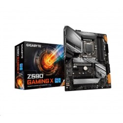 GIGABYTE MB Sc LGA1200 Z590 GAMING X, Intel Z590, 4xDDR4, 1xDP