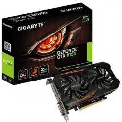 GIGABYTE Grafická karta GV-N1050OC-2GD