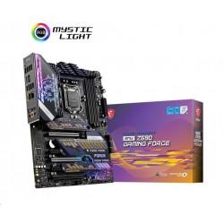 MSI MB Sc LGA1200 MPG Z590 GAMING FORCE, Intel Z590, 4xDDR4, 1xDP,...