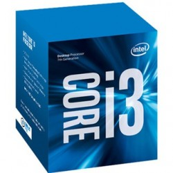 INTEL i3-7300 (4M Cache, 4.00 GHz) BOX BX80677I37300
