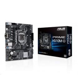 ASUS MB Sc LGA1200 PRIME H510M-D, Intel B510, 2xDDR4, 1xHDMI,...