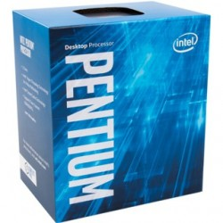 INTEL Pentium G4560 (3M Cache, 3.50 GHz) BOX BX80677G4560