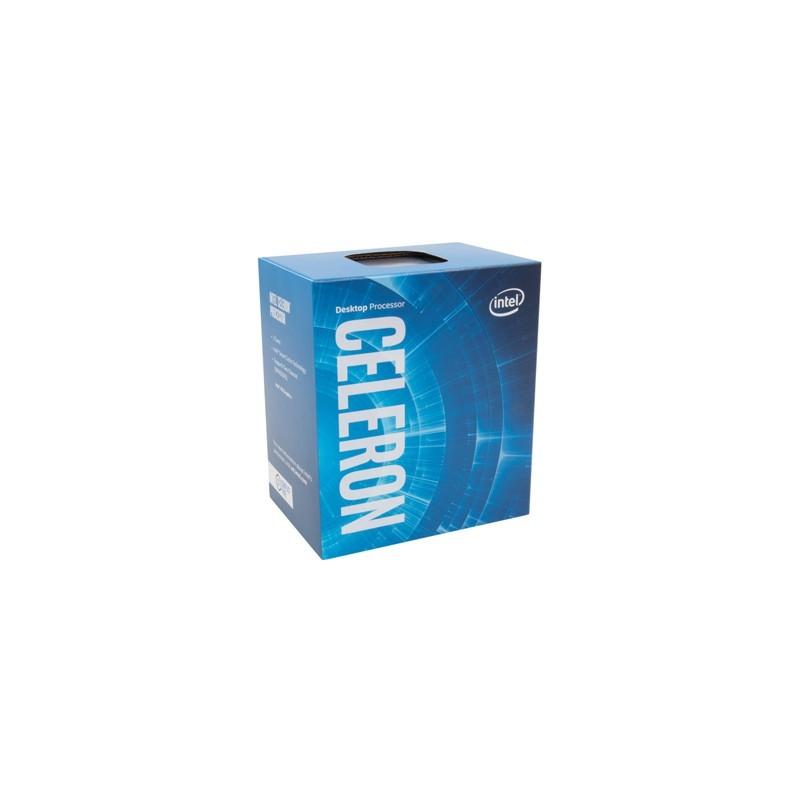 INTEL Celeron G3930 (2M Cache, 2.90 GHz) BOX BX80677G3930