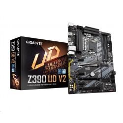 GIGABYTE MB Sc LGA1151 Z390 UD V2, Intel Z390, 4xDDR4, 1xHDMI