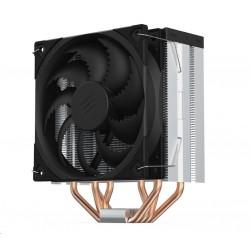 SilentiumPC chladič CPU Fera 5 ultratichý/ 120mm fan/ 4 heatpipes/...