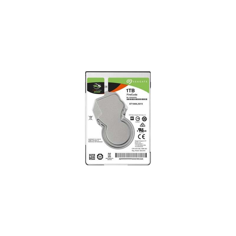 """SEAGATE FireCuda 1TB+8GB/2,5""""/128MB/7mm ST1000LX015"""