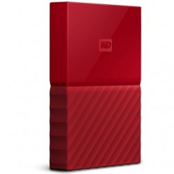 WD My Passport 1TB red WDBYNN0010BRD