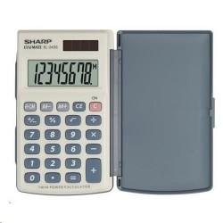 SHARP kalkulačka - EL243S - šedo-modrá SH-EL243S