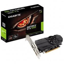 GIGABYTE Grafická karta GeForce GV-N1050OC-2GL