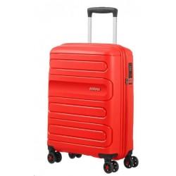 American Tourister Sunside SPINNER 68/25 EXP TSA Sunsed red 51G*00002