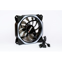 1stCOOL Fan AURA EVO Hexagon 1 ARGB ventilátor 12cm F12-AURA-EVO-HEXA1
