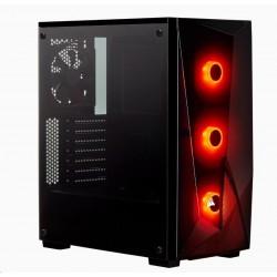 CORSAIR case Carbide SPEC-DELTA RGB Tempered Glass, Mid-Tower...