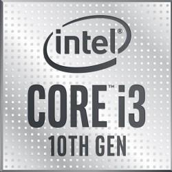CPU INTEL Core i3-10100F 3,60GHz 6MB L3 LGA1200, TRAY (bez...