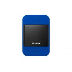"ADATA DashDrive™ Durable HD700 2,5"" externý HDD 1TB USB 3.0 modrý, vode a nárazom odolný AHD700-1TU3-CBL"