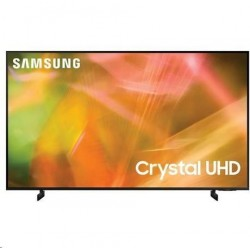 "SAMSUNG UE55AU8072 55"" Crystal UHD TV 3840x2160 UE55AU8072UXXH"