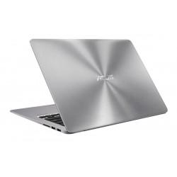 """ASUS Zenbook UX310UQ-GL226T Intel i5-7200U 13.3"""" FHD matný GF940MX/2GB 8GB 1TB+128GB SSD WL BT Cam W10 strieborny"""