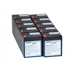 AVACOM bateriový kit pro renovaci RBC118 (10ks baterií) AVA-RBC118-KIT