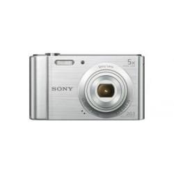 """SONY DSC-W800S 20,1 MP, 5x zoom, 2,7 """" LCD - Silver DSCW800S.CE3"""