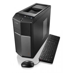 Lenovo IC 710 TWR i5-6400 3.3GHz NVIDIA GTX1060/6GB 8GB 1TB+8GB SSD DVD W10 cierny 2yMI 90FB004GCK