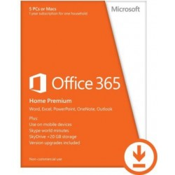 Office 365 Home Premium - Slovak Medialess 6GQ-00769