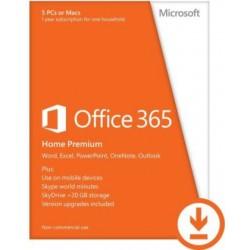 Office 365 Home Premium - Slovak Medialess 6GQ-00769