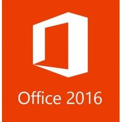 Office 2016 pre studentov a domácnosti - Slovak Medialess 79G-04709