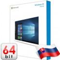 MS WINDOWS 10 SK 64-bit OEM KW9-00122