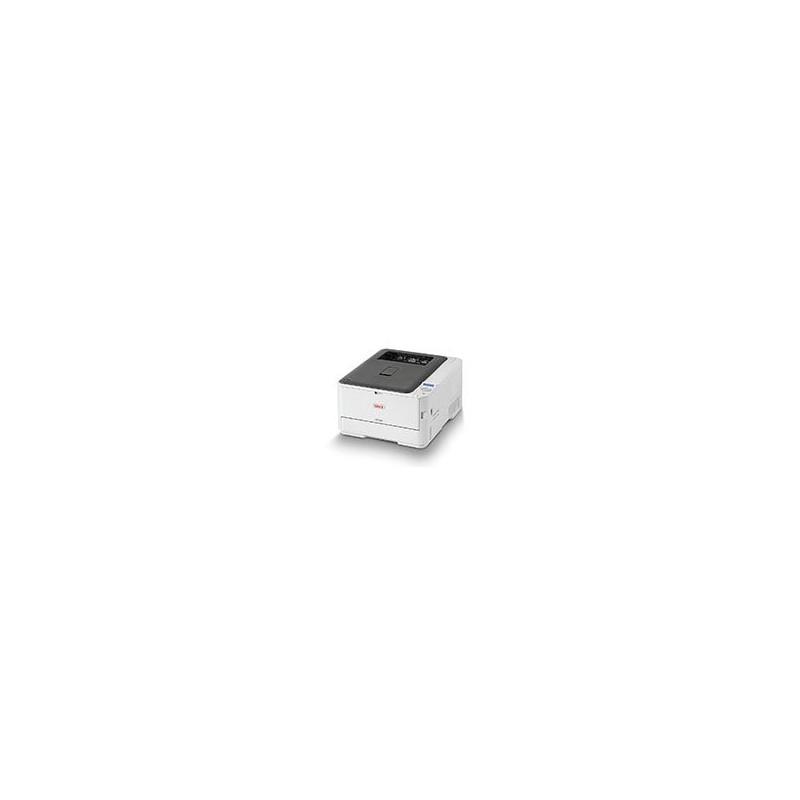 OKI C332dn farebna laser. tlaciaren A4 26-30str/min, USB, NET, Duplex 46403102