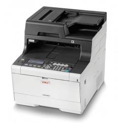 OKI MC563dn farebna MFP A4 30str/min, USB, COPY, SCAN, FAX, DUPLEX 46357132